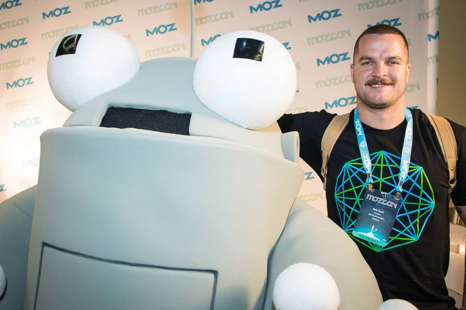 Flashback from last year's MozCon